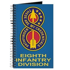 8th Infantry Division<BR> Reunion Log Book