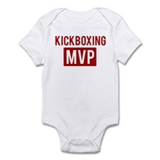 Kickboxing MVP Infant Bodysuit