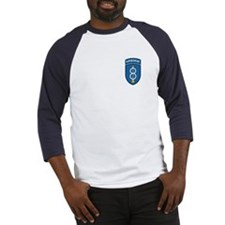 8th Infantry Division Baseball Jersey 2
