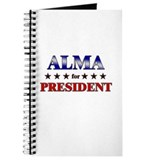 ALMA for president Journal