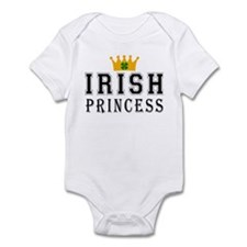 Irish Princess Infant Creeper