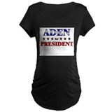 ADEN for president T-Shirt