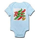 Buon Natale Italian Christmas Onesie