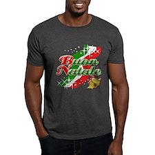 Buon Natale Italian Christmas T-Shirt