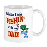 Fishing With Dad Mug