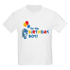 the birthday boy T-Shirt
