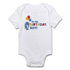 the birthday boy Infant Bodysuit