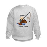 Nonno's Fishing Buddy Sweatshirt