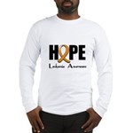 Hope-Leukemia Long Sleeve T-Shirt