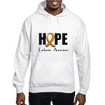 Hope-Leukemia Hooded Sweatshirt