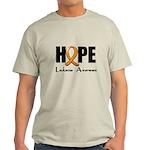 Hope-Leukemia Light T-Shirt