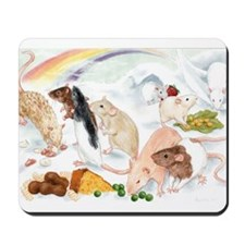 Rainbow Bridge Mousepad