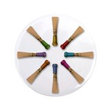 "Bassoon Reeds 3.5"" Button"
