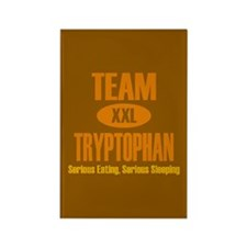 Team Tryptophan Rectangle Magnet (100 pack)