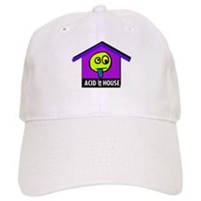 Acid in the House Baseball Cap
