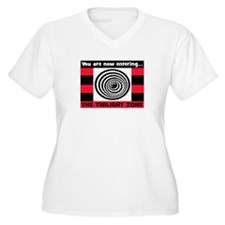 YOU ARE NOW ENTERING #2 T-Shirt
