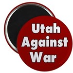 Utah Anti-War Magnet