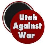 Utah Anti-War Magnet