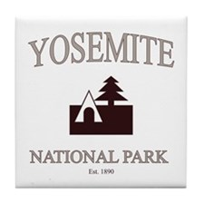 Yosemite: Icon Tile Coaster