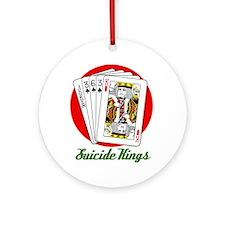 Suicide Kings Ornament