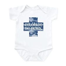Colorado Ski Patrol Infant Bodysuit