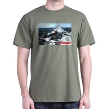 El Salvador Surfing T-Shirt