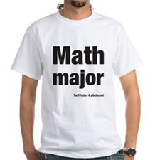Math Major Shirt