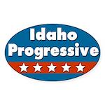 Idaho Progressive Bumper Sticker