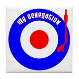 My Generation Tile Coaster