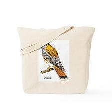 American Kestrel Bird Tote Bag