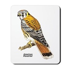 American Kestrel Bird Mousepad