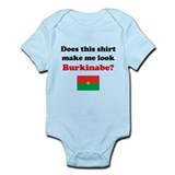 Make Me Look Burkinabe Infant Bodysuit