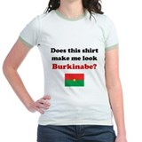 Make Me Look Burkinabe T