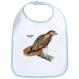 Red-Tailed Hawk Bird Bib