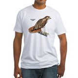 Red-Tailed Hawk Bird Shirt