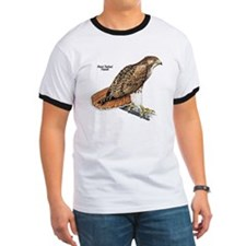 Red-Tailed Hawk Bird (Front) T