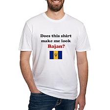 Make Me Look Bajan Shirt
