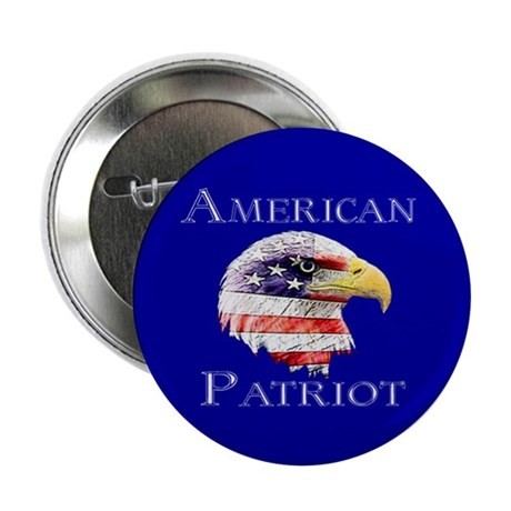 "American Patriot 2.25"" Button (10 pack)"