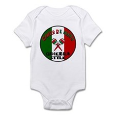 Ginebra Cinco De Mayo Infant Bodysuit