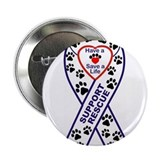 "Cute Dogs 2.25"" Button"