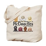McDoodles Tote Bag