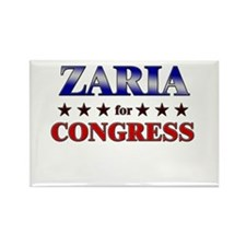 ZARIA for congress Rectangle Magnet