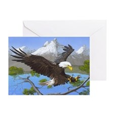 Treetop Landing: Greeting Cards (Pk of 20)