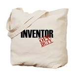 Off Duty Inventor Tote Bag