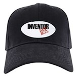 Off Duty Inventor Black Cap
