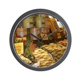 French Sweet Shop Wall Clock