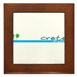 Crete Framed Tile