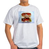Ash Grey Hoagie Shirt