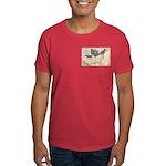 1861 Map Dark T-Shirt