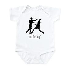 Boxing 1 Infant Bodysuit